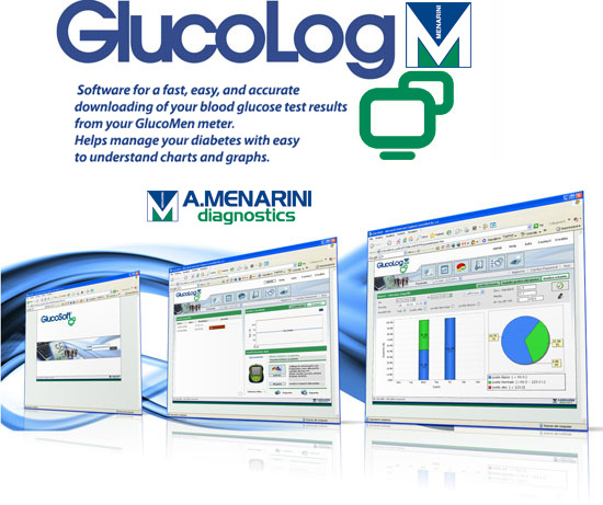 glucolog software
